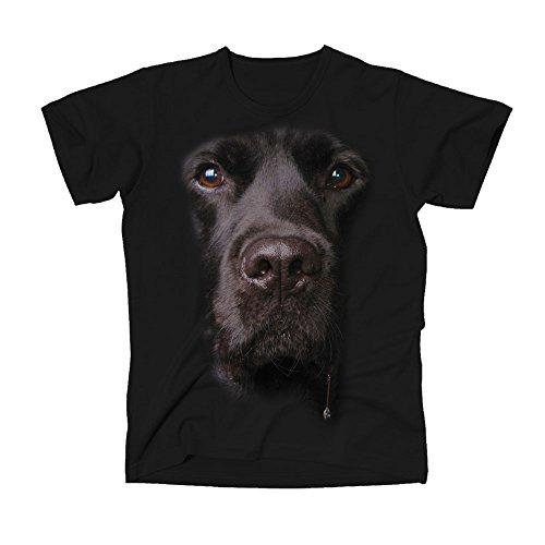 Big Face Animal Labrador, Women's T-Shirt