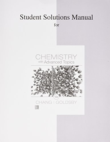 Download student solutions manual for chang chemistry with advanced download student solutions manual for chang chemistry with advanced topics raymond chang pdf fandeluxe Images