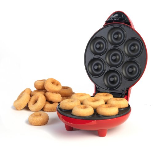 New DM-6/2389 Donut Maker, Makes 7 Delicious Donuts at Once (Make Donuts Machine compare prices)