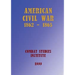 American Civil War 1862-1865