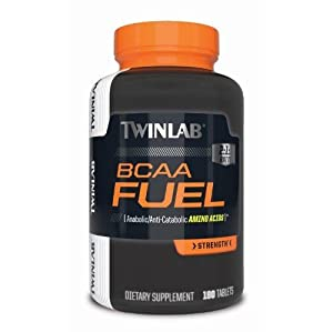 Twinlab Amino Fuel 1000 Body Building Amino Acids, Lean Muscle