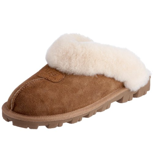 UGG Women's Coquette Slipper Chestnut Size 8