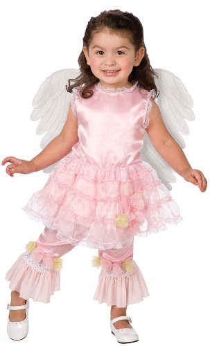 Lilac Angel Toddler 1-2 (Lilac Angel Toddler Costume)