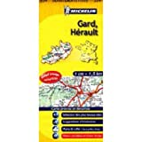Michelin Map No. 339: Gard - Herault - Valence - Avignon (Multilingual Edition) (0785901655) by Michelin Travel Publications