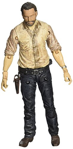 McFarlane Toys The Walking Dead TV Series 6 Rick Grimes Figure - 1
