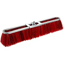 Magnolia Brush 7018 18-Inch Red/Black Strip Brush with SB-60 Handle, (Carton of 12)