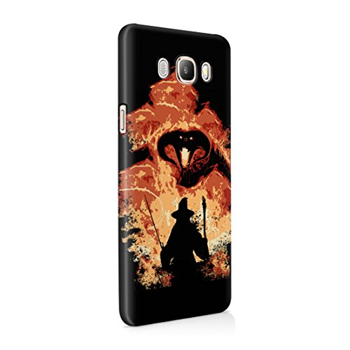 Lord Of The Rings Balrog Cs Gandalf Samsung Galaxy J5 2016 Hard Plastic Phone Case Cover