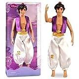 Disney Classic Prince Aladdin Doll in Peasant Attire -- 12'' H