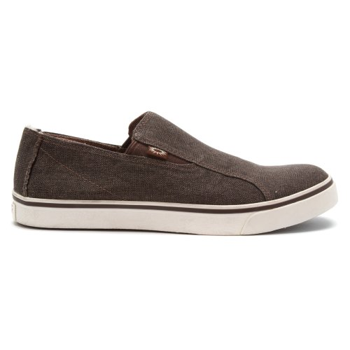 UGG UGG Bracken Canvas Grizzly Canvas size 10.5