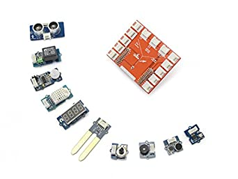 SeeedStudio - TI MSP Launchpad - Grove Starter KIT - DIY Maker Open