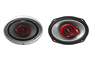 Sony XS-GF6932X Xplod 6 x 9 inch 3-Way 300 Watt Car Speakers [Electronics]