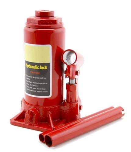 XtremepowerUS 6 Ton Hydraulic Bottle Jack (Bottle Jack 6 Ton compare prices)