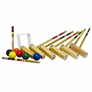 Buy Franklin Advanced Croquet Set by Franklin