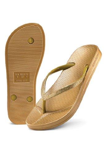 ff8db2e692e2b Very Cheap Handmade Flip Flops discount  Speedo Women s Glitter Flip ...