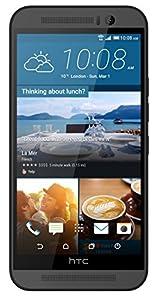 HTC One M9 UK SIM-Free Smartphone - Gunmetal