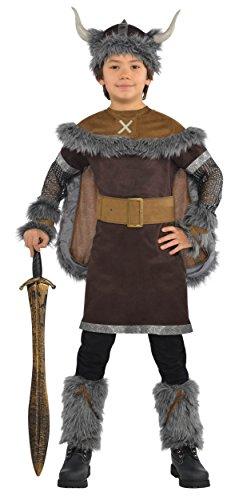 Vikin (Viking Warrior Boys Costumes)