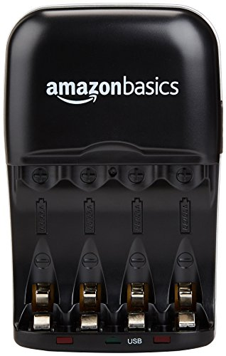 AmazonBasics-Ni-MH-AA-AAA-Battery-Charger-With-USB-Port