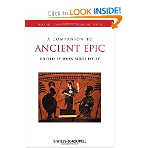 Download book A Companion to Ancient Epic