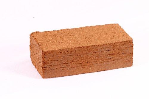 Compressed Coco Fiber Growing Medium 650 Gram Bricks