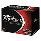 Duracell PC1400 - Procell Alkaline Battery, C, 12/Box-DURPC1400