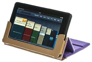 M-EDGE Trip Jacket Case for Kindle Fire - Purple/Teal