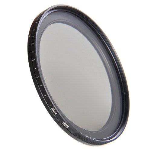 PROFOX//Haida/ avec Bouchon dobjectif avec Prise int/érieure /Filtre Neutre ND1000/de 82/mm pour appareils Photo num/ériques