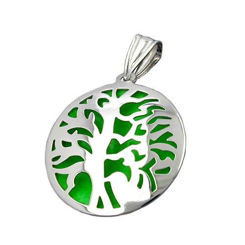 d-aro-shop24r-remolque-arbol-de-la-vida-sombra-verde-plata-925