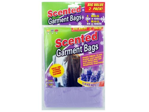 Scented Garment Bags - Case of 96