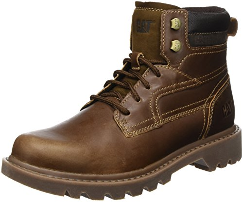 Caterpillar Bridgeport, Stivaletti Uomo, Marrone (Brown Sugar), 44 EU