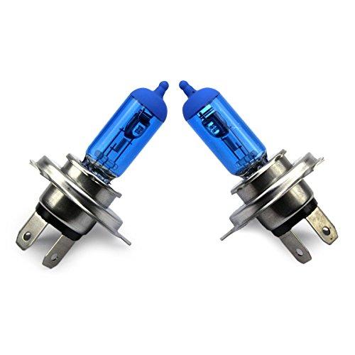 Jurmann Trade GmbH® Style lampadine Xenon,-Lampadina alogena 100W con, anteriore/posteriore: anabbaglianti, H4xeno officina Ware