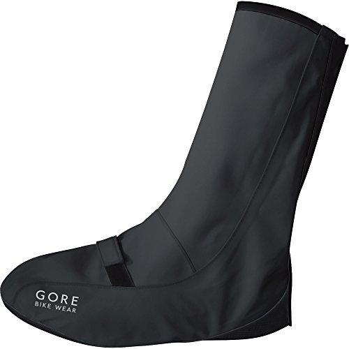 Gore Bike Wear Fcityo Universal City Gore-Tex Copriscarpe, Unisex adulto, Nero, 45-47