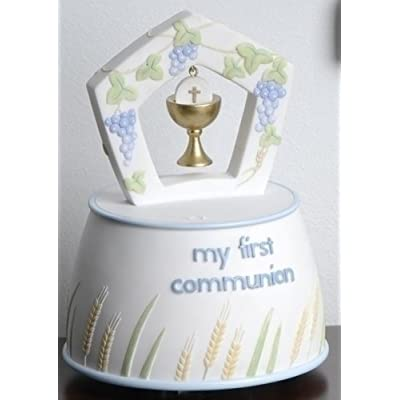 Pack Of 2 My First Communion Musical Table
