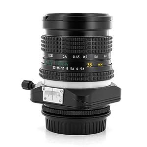 Arsat Arax Photex 35mm f/2.8 Tilt Shift Lens for Nikon SLR DSLR Camera