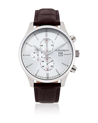 Joh. Rothmann Reloj de cuarzo 10030029 Marrón Oscuro 42.5 mm