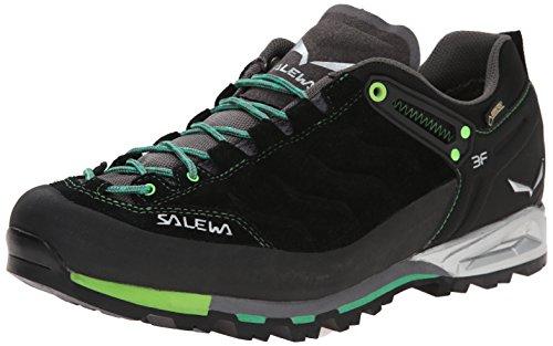 SALEWA - MS MTN TRAINER GTX, Scarpe da trekking da uomo, colore Nero (Black/Assenzio), taglia 43