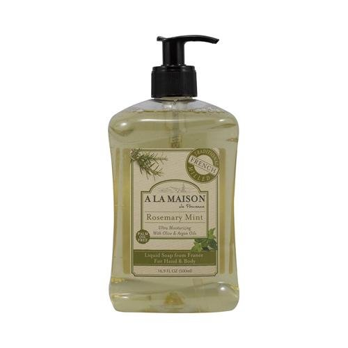 A la maison soap liq frnch rsmry mint health beauty for A la maison soap