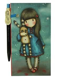 Gorjuss Jotter Compléter avec le stylo Hush Little lapin Nouveau