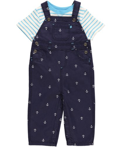 Carter's Baby Boys' 2 Piece Overalls Set (Baby)