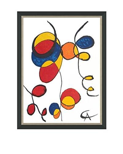 """Alexander Calder """"Spirales"""" Framed Poster"""