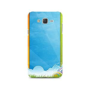 TAZindia Printed Hard Back Case Mobile Cover For Samsung Galaxy J1 Ace