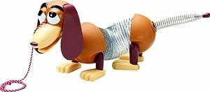 POOF-Slinky 228BL Disney Pixar Toy Story Slinky Dog Jr. by Slinky TOY (English Manual)