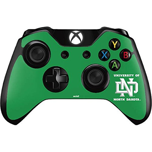 University-of-North-Dakota-Xbox-One-Controller-Skin-University-of-North-Dakota-Green-Vinyl-Decal-Skin-For-Your-Xbox-One-Controller