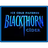 Blackthorn Cider Bar Pub Restaurant Neon Light Sign - Blue