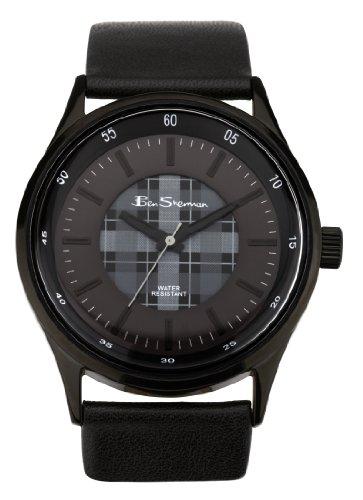ben-sherman-gents-watch-orologio-da-polso-analogico-uomo-plastica-nero
