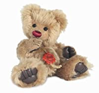 Herman teddy bear pacifier Tom Gold 16cm (japan import) from Herman teddy bear