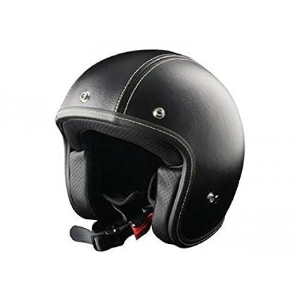 OR001176 - Casque Origine Primo Classico Cuir Noir Xl