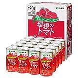 理想のトマト 缶190g×20本【×2ケース:合計40本入】