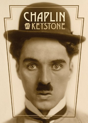 DVD - Chaplin at Keystone - including The Face on the Bar Room Floor