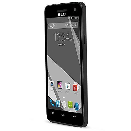 BLU Studio 5.0 C HD Unlocked Cellphone, Black