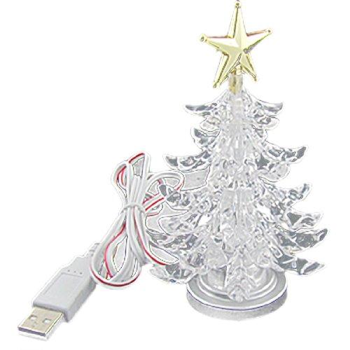 Usb Christmas Tree Multicolor Leds Usb Christmas Tree